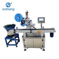 Hot Selling Professional Electrical Flat Labeling Machine