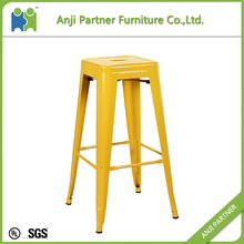Wholesale modern fixed metal stool frame bar chair(Fengshen)