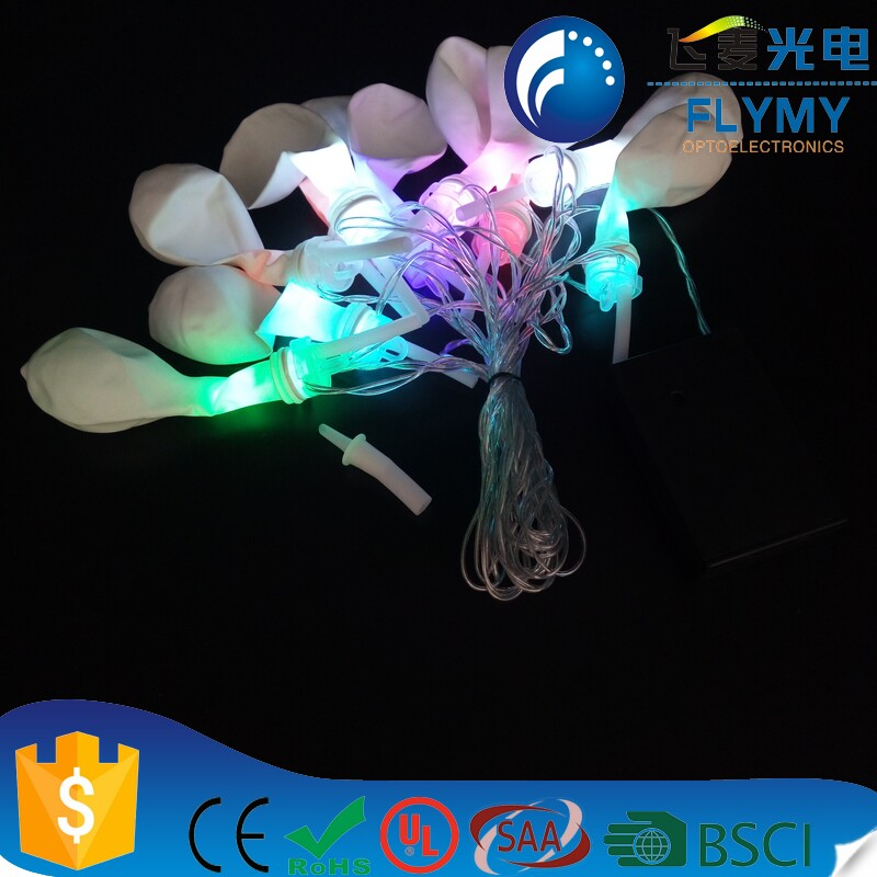 High Quality Led Balloon String Light with CE&ROHS