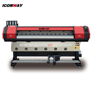 1.6 or 1.8m widely used Eco Solvent Printer For Sale
