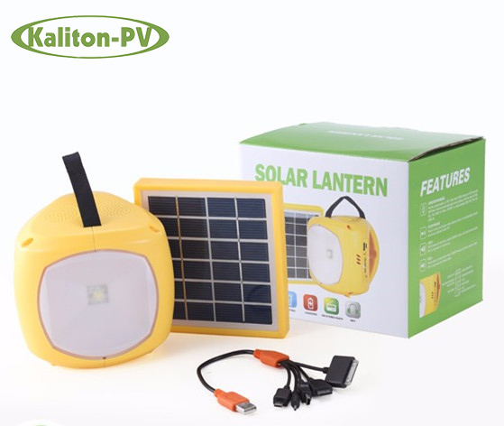 Green environmental production energy saving portable led solar light