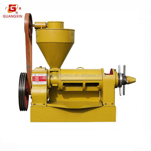 hot pressed mini sunflower seeds oil press machine corn germ oil expeller machine