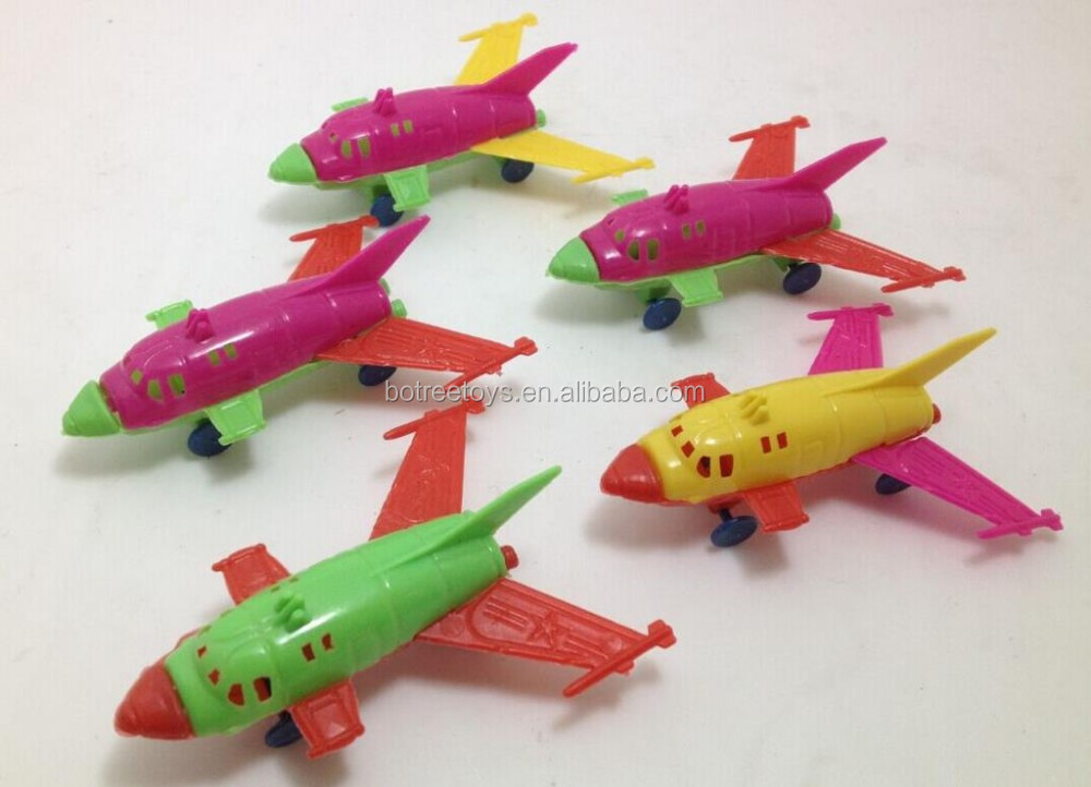 Wholesale Mini Cartoon Airplane Fighter Toys for Kids Gift Promotion