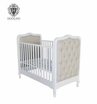 French Style Wooden Baby Cot Furniture Product On Alibaba