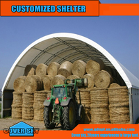 High Quality dome storage building
