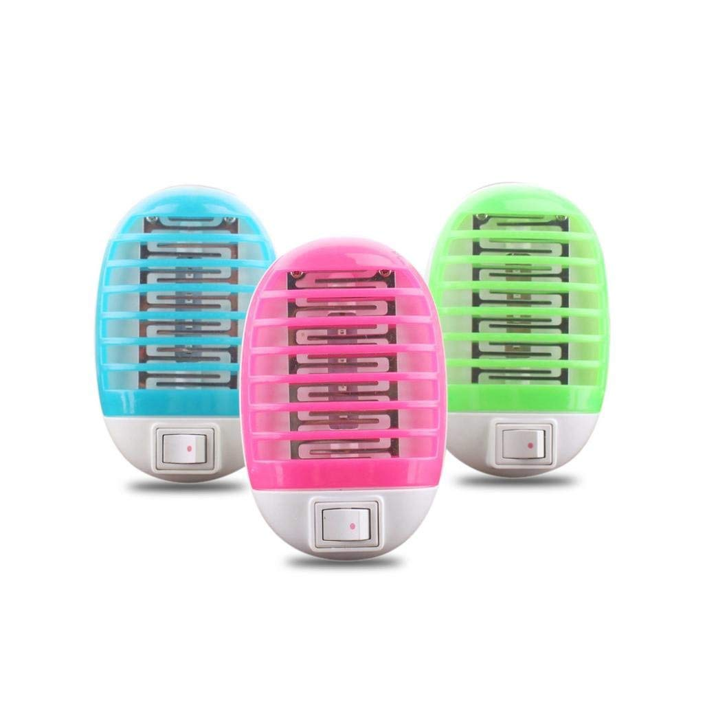 Cheap Mosquito Trap Circuit Find Deals On Electronic Insect Repellent Using 555 Ic Circuits Get Quotations Inverlee 1pcs Electric Led Socket Light Indoor Outdoor Bug Fly Zapper Catcher Killer