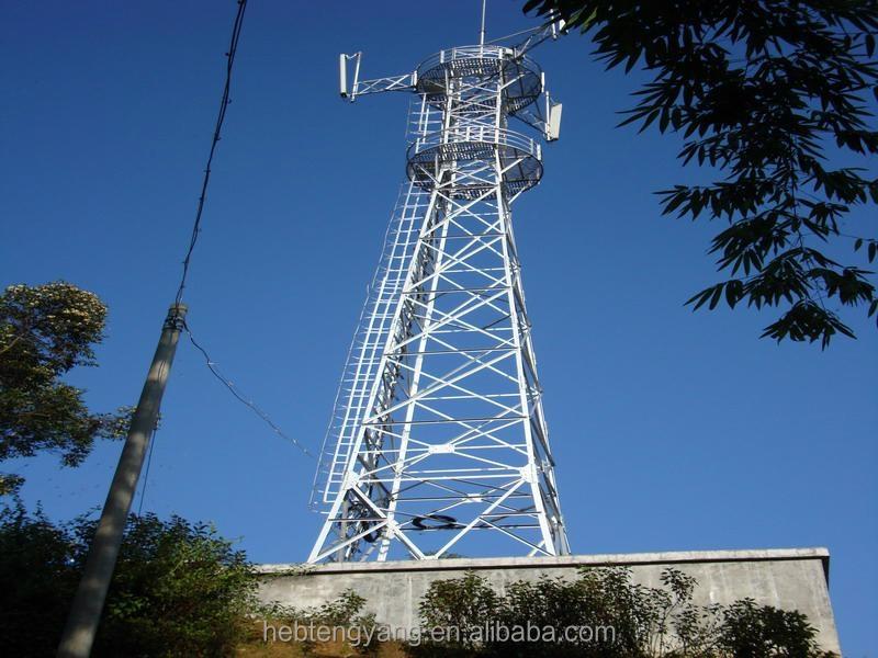 Steel Telecom Gsm Antenna Wifi Bts Anglular Cell Phone
