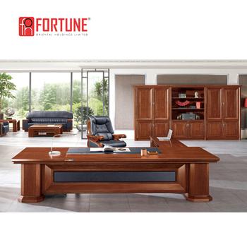 Custom Design Office Furniture Presidential Desk Executive  Bureau(foh-bp321) - Buy Executive Bureau,Wooden Office  Furniture,Presidential Office Desk ...
