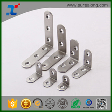 Angle Stainless Steel l Corner Bracket Metal bracket 3-5mm thickness wood connector