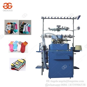 Factory Price Germany Type Fully Computerized Small Cotton Sock Making Machinery Lonati Seamless Knitting Machine to Make Socks