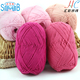 China supplier offer top quality knitting Crochet Cotton Yarn for wholesale in bulk