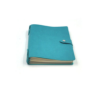 Small quantities pu cover workbook notebook printing