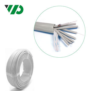 7/0.64sqmm Twisted Pair Shielded Concentric Radio Frequency Cable