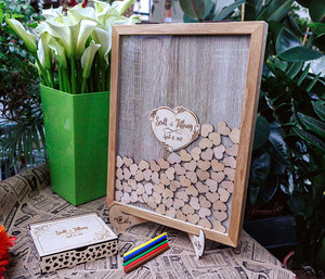 Alternative Wedding Guest Book Wedding gift