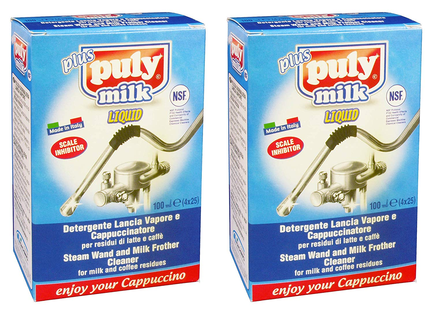 Pack of 12 Urnex Commercial 22-FROTH10-14-12 Milk//Steam Wand Cleaning Brush