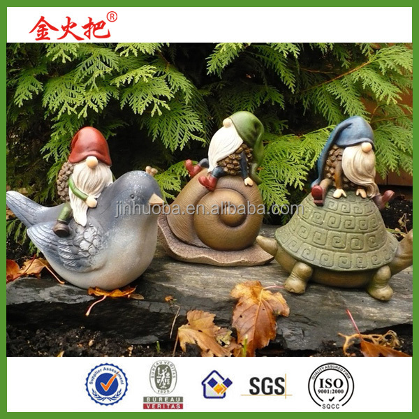 Resin Beer Garden Gnome Lawn Ornament