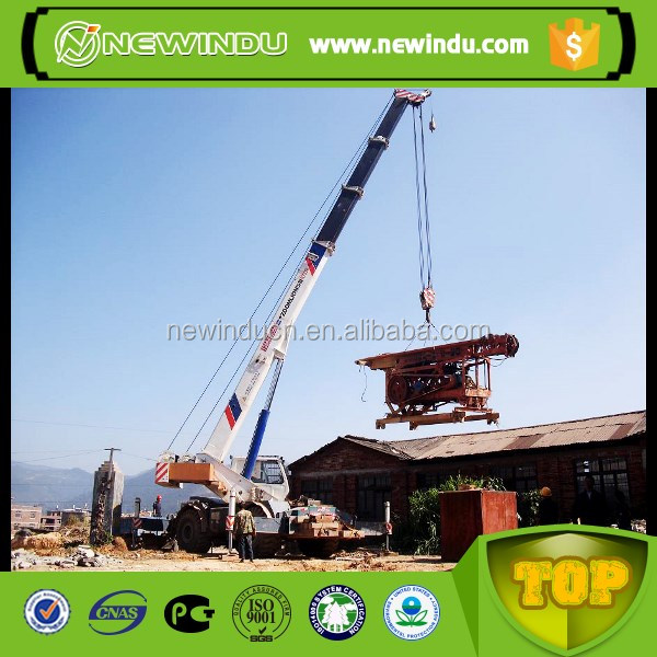 Chinese cheap 75 Ton RT75 zoomlion Rough Terrain Crane for sale
