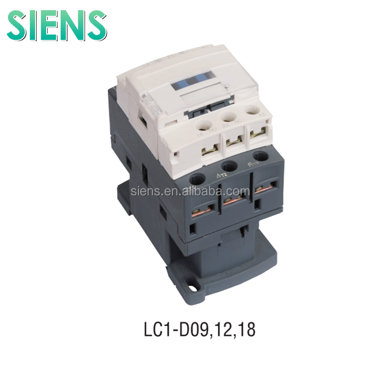 new type Cjx2 lc1 d115 lc1-d0910 3 phase types electrical AC contactor