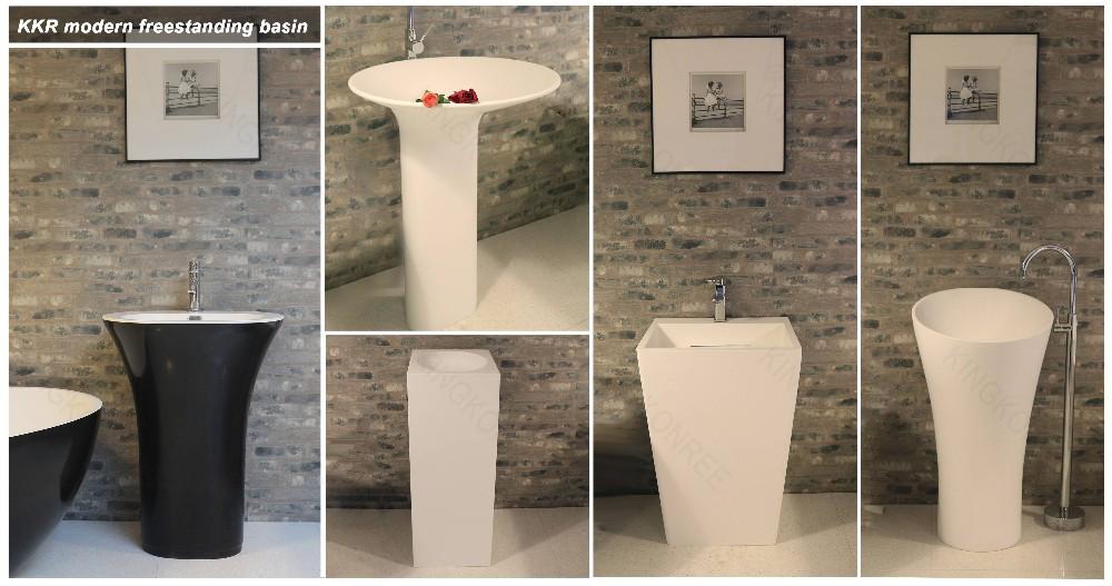 Composite bathroom sinks hair salon sinks for sale buy for Salon basins for sale