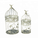 ANTI-GREY plant cage birdcage wrought iron handmade metal bird cages