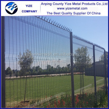 China Wholesale Engtex Wire Industries > Anti Climb Welded Mesh ...