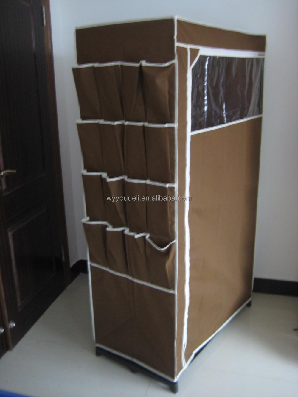 Heißer verkauf tuch kabinett, falten 600d kleiderschrank mit ...