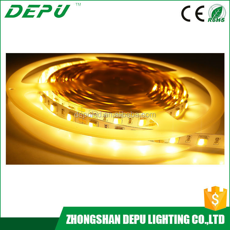 alibaba express 12v 5025 flexible two color led strip
