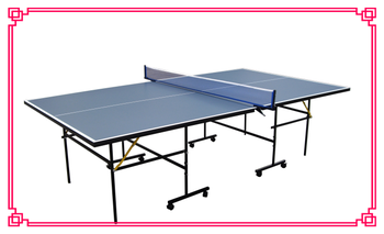 Best Sale Foldable Table Tennis Table Factory,MDF Folding Table Tennis For  Sale,Cheap