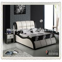 high quality luxury bedroom bed furniture on sale PY-671