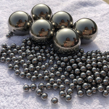 Hot sale AISI 304 Stainless steel ball for bearing