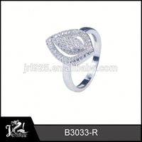 Indian wedding jewelry opal stone 14k diamond wedding ring wholesale body jewelry in china