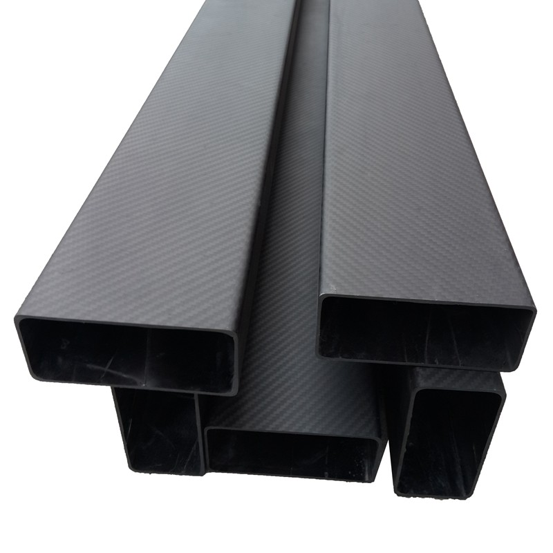 carbon fiber rectangular tube