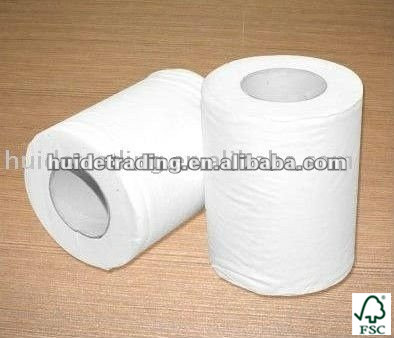 2ply recycled/mixed/virgin pulp Toilet tissue