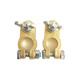 Direct factory price heavy duty Brass battery terminal