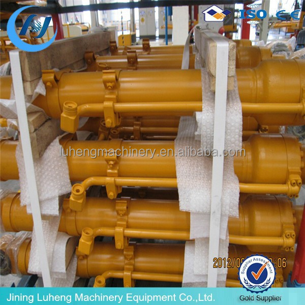 excavator hydraulic oil cylinders arm boom bucket cylinders with factory price