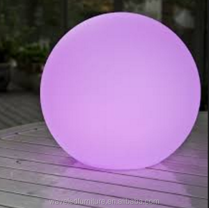 led glow swimming pool ball led mood light ball from china