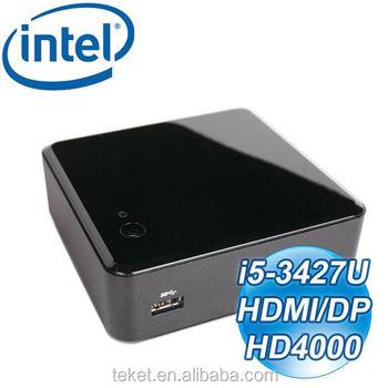 Mini Pc Intel Nuc I5-3427u Dc53427hye - Buy Nuc,I5-3427u,Intelrginal Nuc  Product on Alibaba com