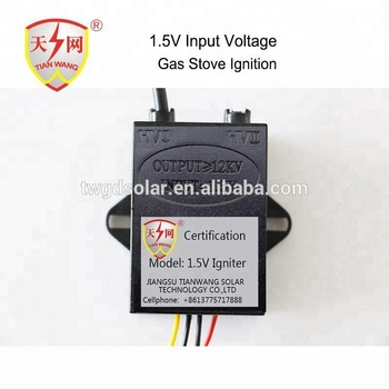 1 5v Input Voltage Electric Pulse Igniter Ignition For Gas Stove Oven