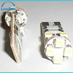 t10 8smd led for no error canbus lampe car led lights bulbs light auto lamp lamps long life time small order ok CE certificate