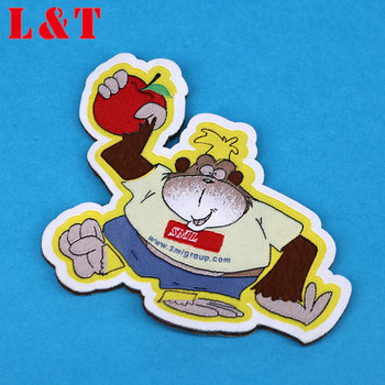 Factory Price Childrens Cartoon Character Patches For Clothes