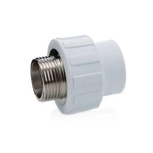 Wholesale ppr pipe fittings catalog male coupling