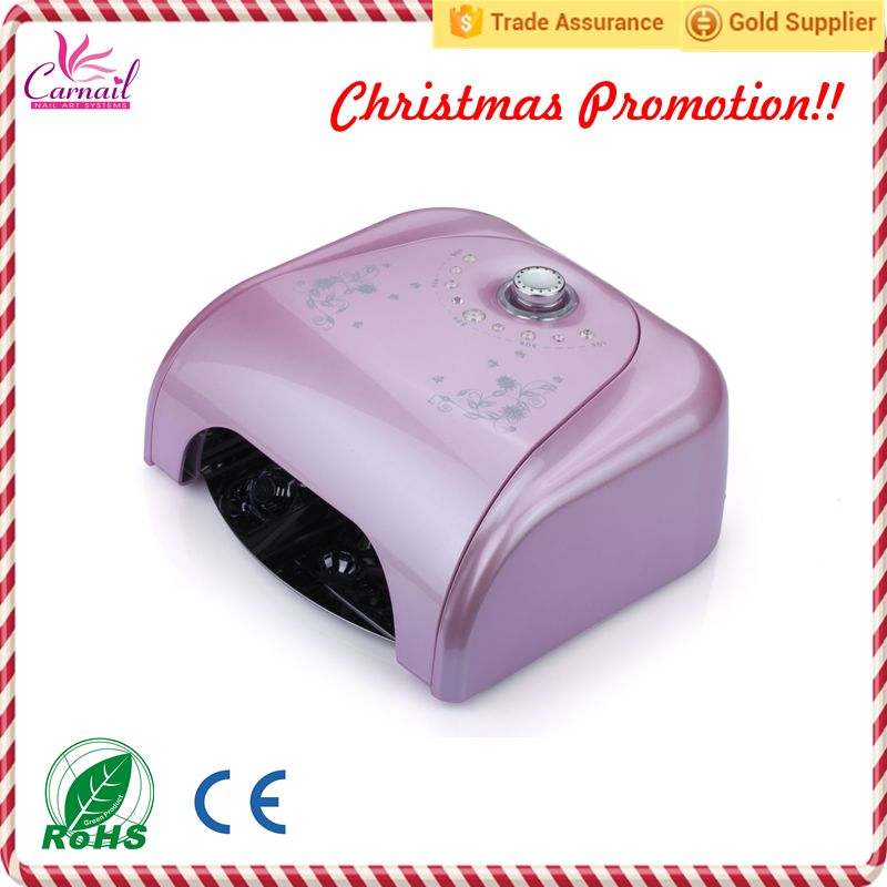 2015 Christmas Promotion!! Factory price on the K1 36W Lampada Nails LED Nails Lamp and Manicure Dryer