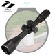 Tactical Hunting FFP 6-24X50 SF First Focal Plane Scope Side Parallax Glass Etched Reticle Lock Reset Scope Optical Riflescope