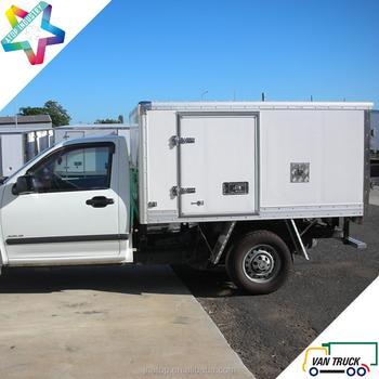 2eaf053fe7 1.0 Tonne 2.45m Refrigerated Truck Body Ute Pickup Trucks - Buy ...