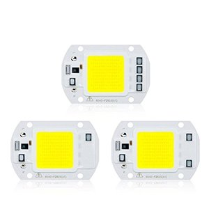 High Voltage Light Emitting driverless led chip cob led 50 w