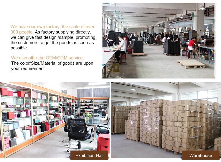 China fabrikant luxe lederen office desktop set bureau organizer