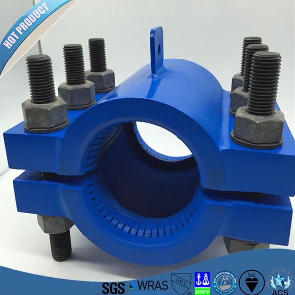 Hrc clamp pipe repair high pressure