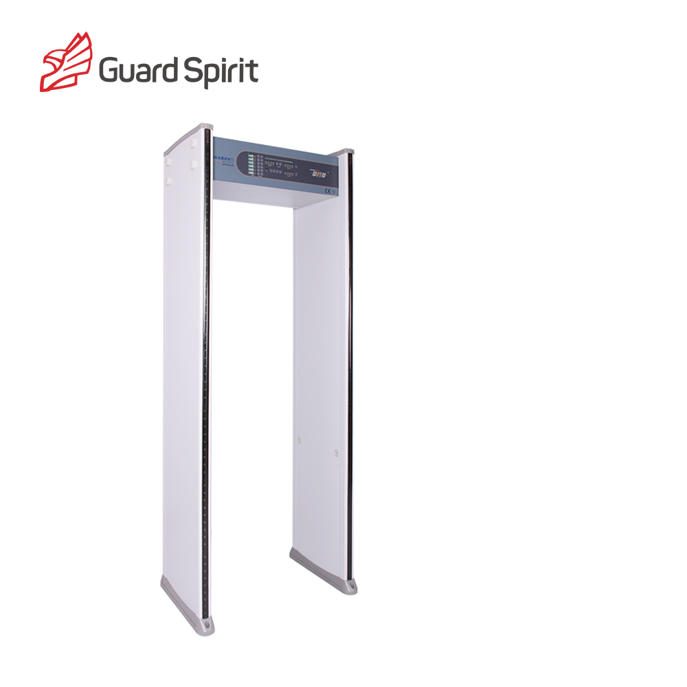 alibaba china wholsale airport security device door frame body scanning machine for metal detecting