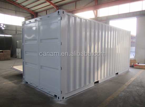 New shipping container house for dormitory camp,office or laundry