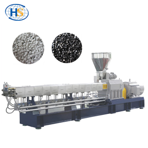 PC+ABS/PA+ABS/CPE+ABS/PP+EPDM Mixing Plastic Pelletizing Extruder